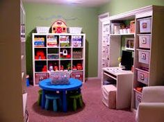 Best Ways To Organize A Kids Playroom⭐️ #Family #Trusper #Tip