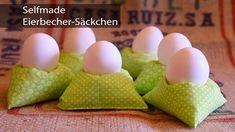 Eierbecher Säckchen