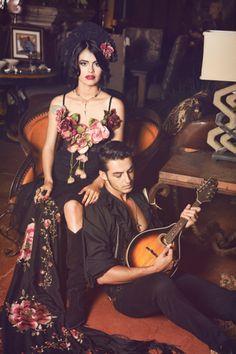 Spanish Gypsy by Emily Soto