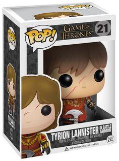 Comparez et achetez le produit geek Tyrion in Battle Armor Vinyl Figure 21 de la catégorie Figurines au prix de 12,99 EUR sur Spoogeek France.