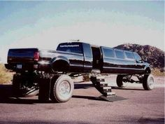 best truck in the world want to leave my wedding in this now to convince jennifer