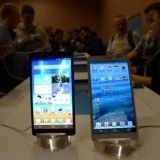 At the Consumer Electronics Show in Las Vegas, Huawei unveiled its new Ascend Mate claimed to have the world's biggest screen for such a device, a 6.1 inch display as well as an Intel processor and improved battery life.