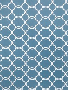 Fabricut Charlotte-Pool by Charlotte Moss 1680408 Decor Fabric - Patio Lane introduces  the Charlotte Moss collection of fabrics by #Fabricut