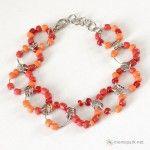 Free Seed Bead Bracelet Patterns - http://www.guidetobeadwork.com/wp/2013/09/free-seed-bead-bracelet-patterns-6/