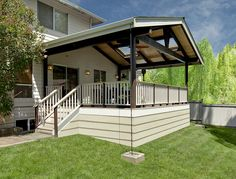 Covered deck | Flickr - Photo Sharing!