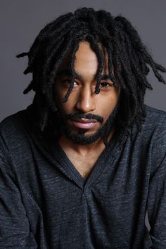 360 Men With Locs Ideas Natural Hair Styles Locs Mens Hairstyles