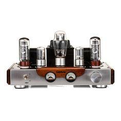 GemTune GS-01 Hi-Fi Tube Amplifier with Tubes: EL34*2 + 6N9P*2 +5Z3P*1