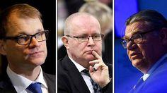 Pääministeri Juha Sipilä (kesk) kutsui ministerit koolle kaksipäiväiseen strategiaistuntoon.