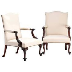 Chippendale Gainsborough Chairs