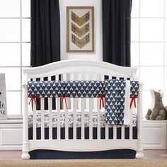 Liz And Roo Woodland Crib Bedding Mix N Match Baby