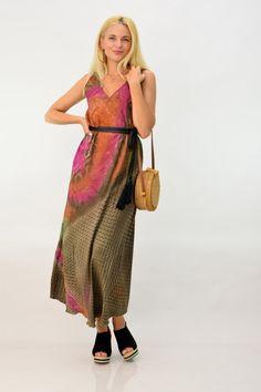 Γυναικείο φόρεμα boho | POTRE Bohemian, Summer Dresses, Collection, Style, Fashion, Swag, Moda, Summer Sundresses, Fashion Styles