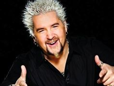24 Photos Of Guy Fieri Being Totally Stoked