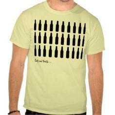 30th Birthday - Beer Bash Thirty & Thirsty T-shirts