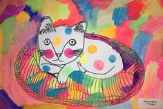 Create art with ME-Fauvism Art Project