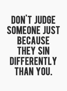 Evil is all evil. Nitpicking judgmental people suck.