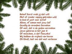Tweede inzending voor kerstkaarten teksten wedstrijd van Els