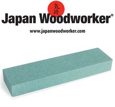 The Naniwa #120 grit Green Lobster Stone is made with Green Carbide abrasive and is rapid cutting. It is the coarsest waterstone recommended for Western made tools.