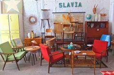 Slavia vintage : le blog des univers vintage: STAND SLAVIA VINTAGE I LOVE RETRO - MADRID