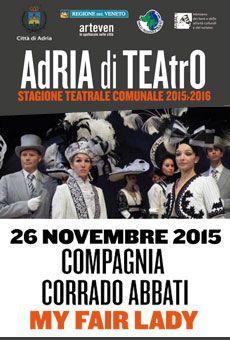 My fair lady - Compagnia Corrado Abbati