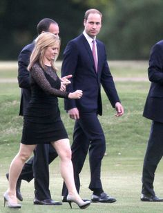 (R) Prince William at a reception with other guests at The Memphis Country Club in Memphis, Tennessee, 03 May 2014