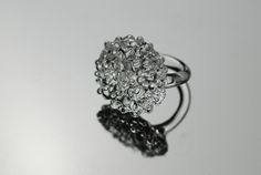 Glass jewelry/rings ♥ Lush ring 3-1