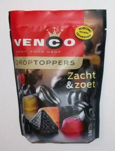 Venco gemengde droptoppers: Mmmm!