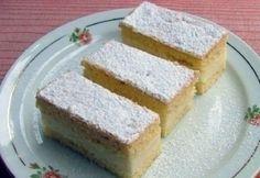 Hungarian Cake, Hungarian Recipes, Chef Recipes, Great Recipes, Cannoli Recipe, Cornbread, Feta, Cupcake, Kids