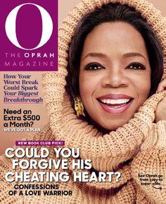 O, The Oprah Magazine Magazine