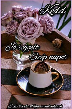 Good Morning Good Night, Tea Cups, Vegetables, Breakfast, Tableware, A3, Tuesday, Food, Fitness