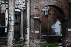 Porticus Octaviae, Rome | Flickr - Photo Sharing!