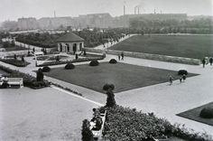 ca 1914 Der Schillerpark in Wedding