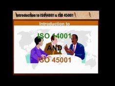 Short Introduction to ISO 14001 and ISO 45001 part 1 - YouTube