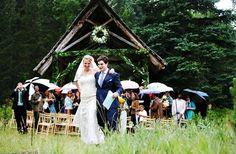 A rustically elegant Colorado wedding at Dunton Hot Springs