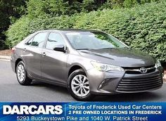 awesome 2015 Toyota Camry LE - For Sale