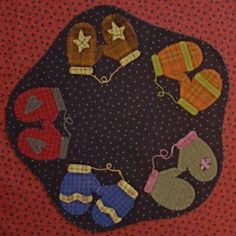 Primitive Gatherings - Amys Mittens (Powered by CubeCart)