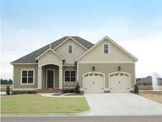 <!-- Generated by XStandard version 2.0.0.0 on 2014-04-17T12:07:34 --><ul><li>Enjoy having no stairs to climb in this attractive one level Traditional home plan.</li><li>A marvelous open layout keeps the views open from room to room.</li><li>The inside of the home is also filled with wonderful details such as the column that separates the foyer from the dining room and grand room.</li><li>Tray ceilings add a touch of elegance throughout the home.</li><li>A corner fireplace is the focal…