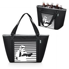 Polyester Tropical Fantasy Insulated Market Tote Dennis East International