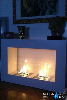 The Qube Large is a very elegant and esthetic ethanol fireplace. The simple square design makes it versatile for any décor, it is free standing and portable for use inside or out.