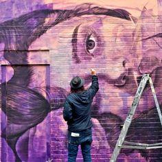 Rone (2014) - Hanbury St., London E1 (UK)