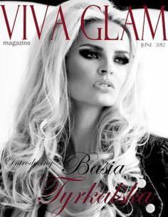 June 2012 Cover Model Basia Tyrkalska