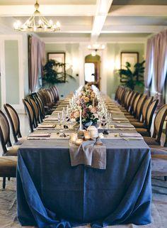 Elegant Mansion Reception
