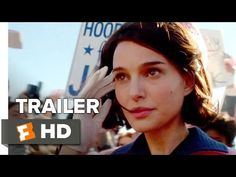 Jackie Official Trailer 1 (2016) - Natalie Portman Movie - YouTube