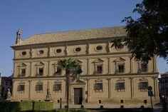 ANDRÉS DE VANDELVIRA: Palacio de las Cadenas, Úbeda.