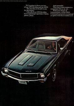1970 AMC Javelin