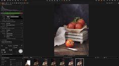 Food Photography Dark Mood parte prima: il set