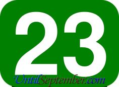 In case you want to learn how many days until September you can check this information through the countdown we have located above. London Stock Exchange, How Many Years, Day Countdown, 26 September, Maturity, Read More, Goals, How To Plan, Shit Happens