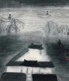 梦里江南 by zhu yamei