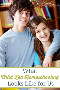 What Child Led Homeschooling Looks Like for Us - Year Round Homeschooling