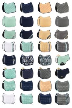 All saddle pads from Eskadron Classic Sports Summer 2018 collection All saddle pads from Eskadron Classic Sports Summer 2018 collection - Art Of Equitation