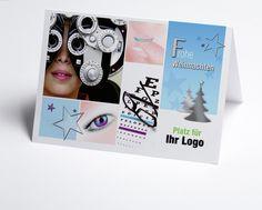 Branchen #Weihnachtskarte #Augenarzt